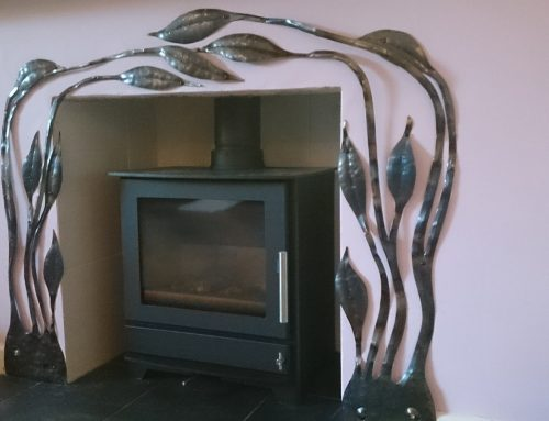 Ornamental Fire Surround