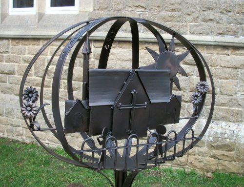 School Sculpture
