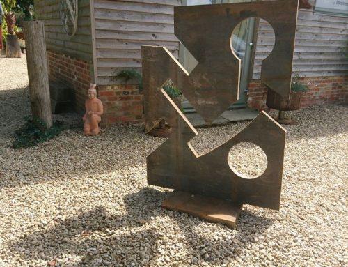 Contemporary Ornamental Sculpture – Commission