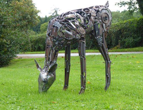 Roe Deer – Scrap Metal